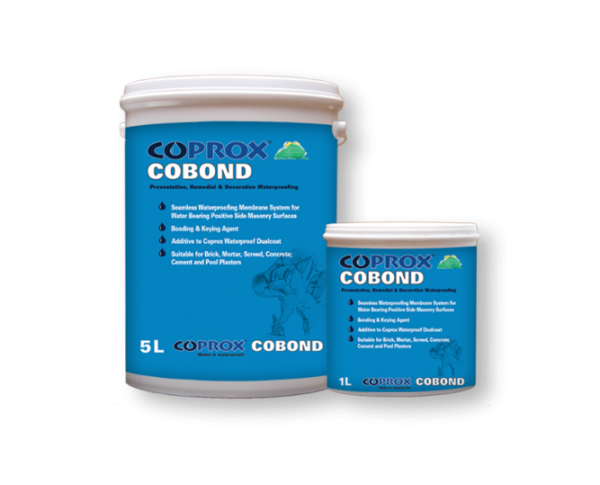 Coprox - Cobond Packs with Trade Mark