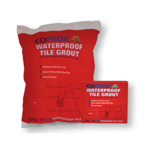 Coprox - Tile Grout Packs with Trade Mark